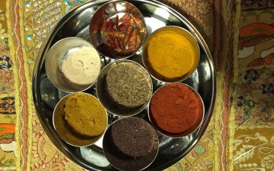 The Ayurvedic Kitchen Pharmacy-spice up your life