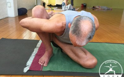 Peter's yoga story