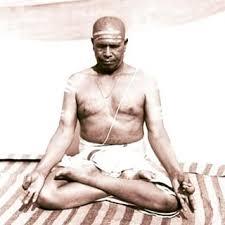 guruji meditating