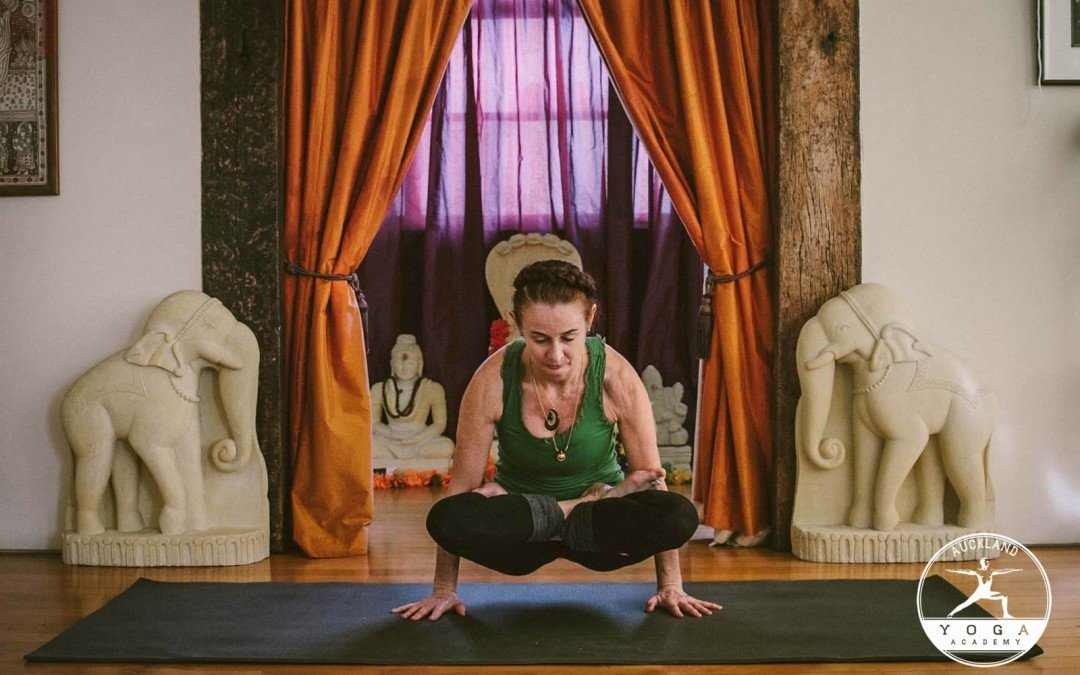 Surviving winter – yoga-style